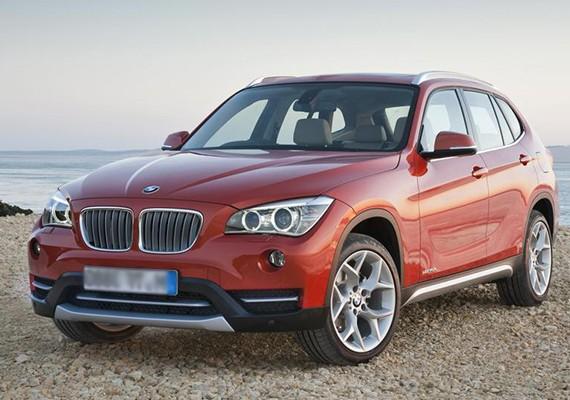 Взять в аренду BMW X1 E84 (2012—2015) в Симферополе