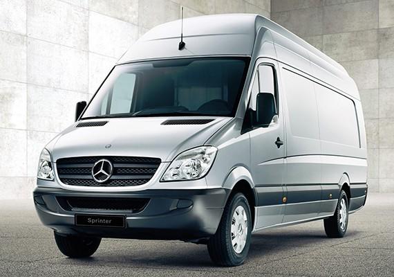 Взять в аренду Mercedes-Benz Sprinter в Симферополе