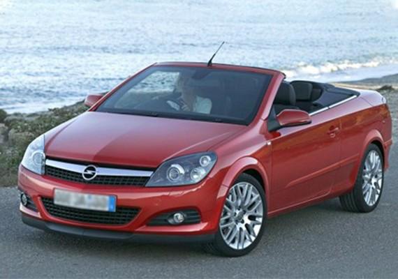 Взять в аренду Opel Astra H (2006—2014) в Симферополе