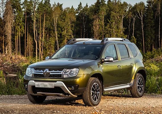 Взять в аренду Renault Duster I (2010—2015) в Симферополе