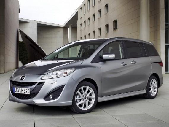 Взять в аренду Mazda 5 II (2010—2015) в Симферополе