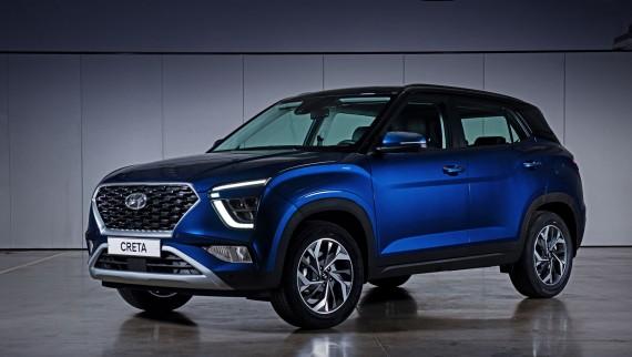 Взять в аренду Hyundai Creta II 2021 — н. в.  в Симферополе